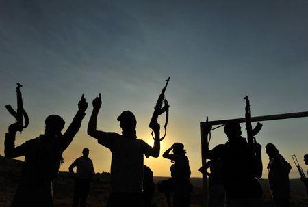 Syria-jihadists