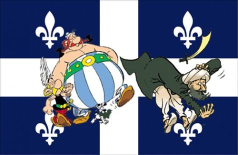 Quebec-piedaucul
