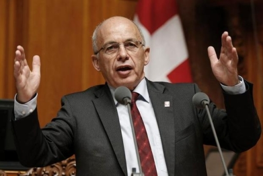 Suisse-president-ueli-maurer