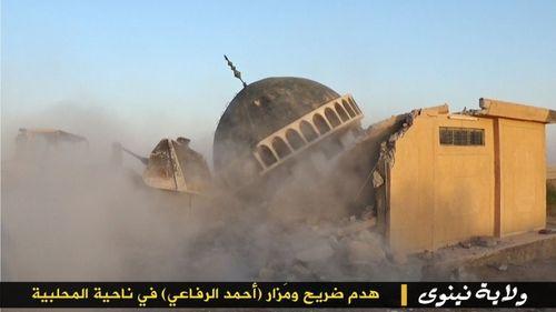 Califat-mausolees