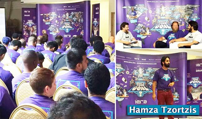 Hamza Tzortzis_iERA