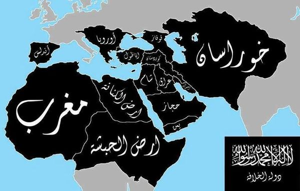 Califat-carte