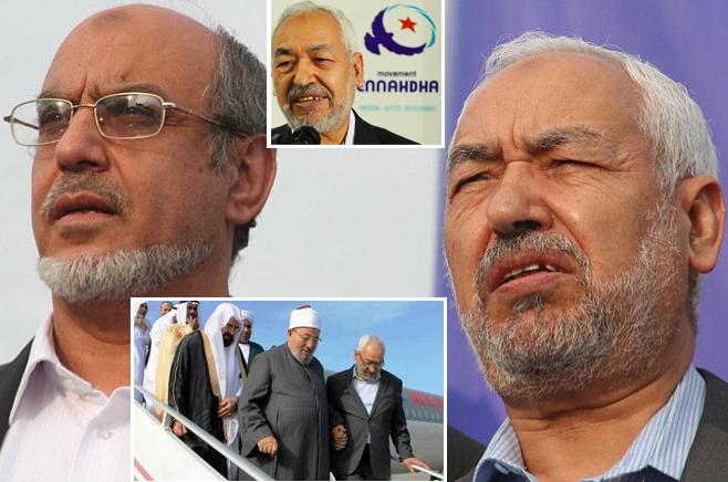 Ghannouchi_qaradawi