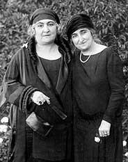 HudaShaarawi&SafiaZaghlul