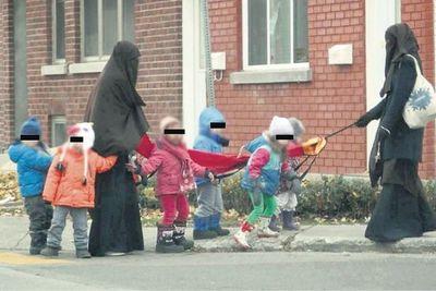 Verdun-garderie-niqab