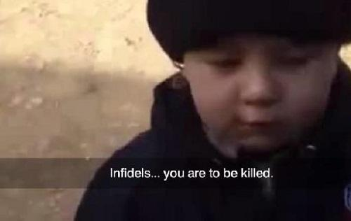 Infidels-to-be-killed