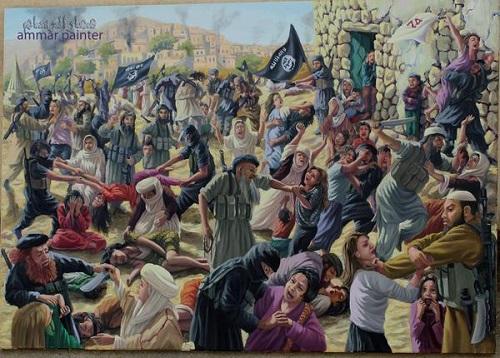 Yazidi-artiste