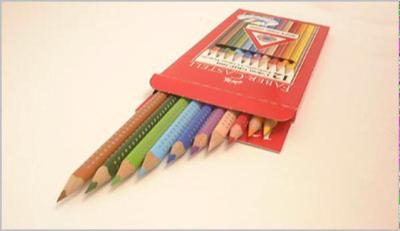 Arc-en-ciel-crayons