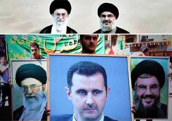 Khamenei_nasrallah_bachar