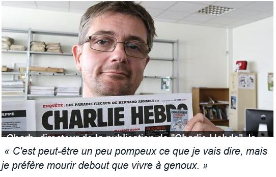 Charb-debout