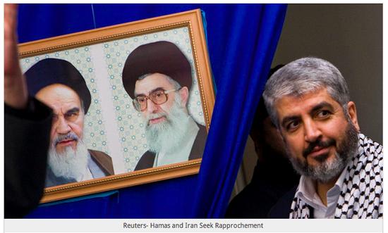 Iran-Hamas
