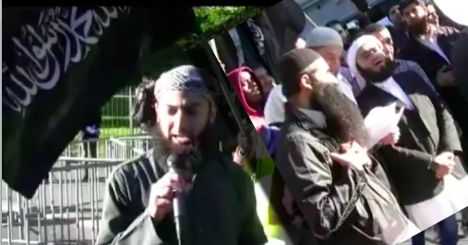 Sharia-zonen