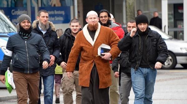 Allemagne-Salafisten-Kundgebung-in-Pforzheim