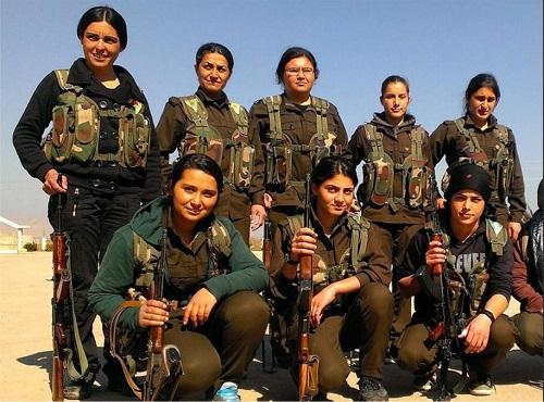 Syrian-kurdish-female