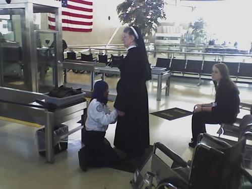 Airport-nun
