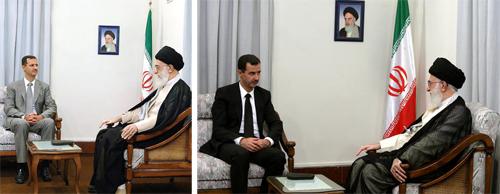Assad_iran