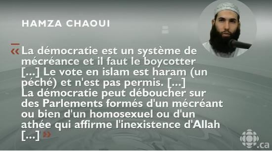 Chaoui-discours