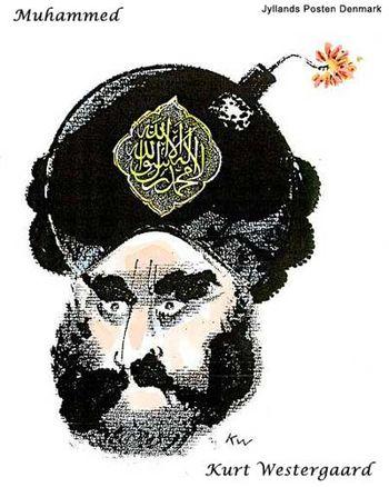 Mahomet-bombe