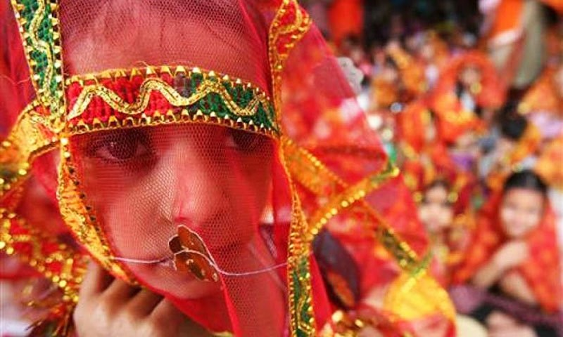 Pakistan-mariage-enfant